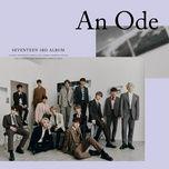 an ode (3rd album) - seventeen
