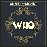 who? - au my phai chat - v.a