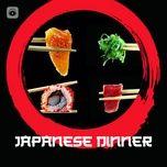 japanese dinner - v.a