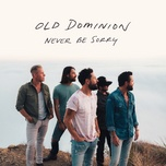 never be sorry (single) - old dominion