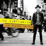 joe played guitar (single) - joe bastianich