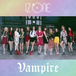 vampire (japanese digital single) - iz*one