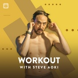 workout with steve aoki - v.a