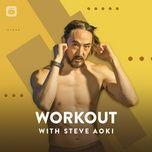 workout with steve aoki - v.a