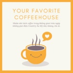 your favorite coffeehouse - v.a