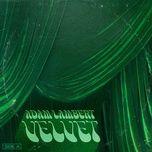 velvet: side a (ep) - adam lambert