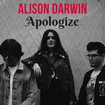 apologize (single) - alison darwin