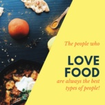 love food - v.a