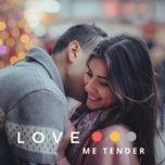 love me tender - v.a