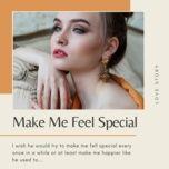 make me feel special - v.a