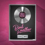 pink panther (single) - gringo