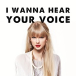 i wanna hear your voice - v.a