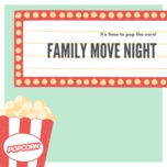 family movie night - v.a