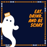 eat, drink and be scary - v.a