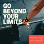 go beyond your limits - v.a
