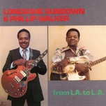 from la. to l.a. - lonesome sundown