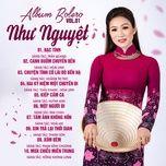 nhu nguyet (vol. 1) - nhu nguyet