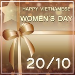 happy vietnamese women's day - v.a