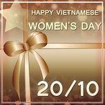 happy vietnamese women's day - v.a