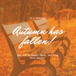 autumn has fallen! - v.a
