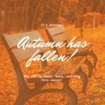 autumn has fallen! - v.a