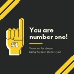 you are number one! - v.a