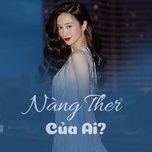 nang ther cua ai - v.a