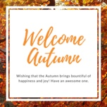 welcome autumn - v.a