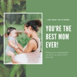 you're the best mom ever! - v.a
