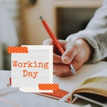 working day - v.a