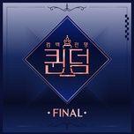 queendom: final comeback single - v.a