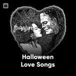 halloween love songs - v.a
