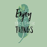 enjoy the little things - v.a
