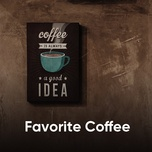 favorite coffee - v.a