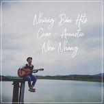 nhung ban hits cover - acoustic nhe nhang - v.a