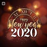happy new year 2020 - v.a