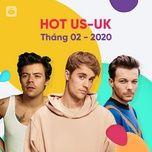 nhac au my hot thang 02/2020 - v.a