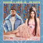 me gusta (single) - shakira, anuel aa