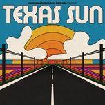 texas sun (ep) - khruangbin, leon bridges