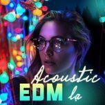 edm acoustic la - v.a