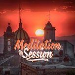 meditation session - v.a