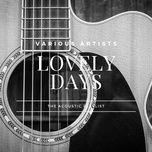 lovely days - the acoustic playlist - v.a