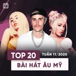top 20 bai hat au my tuan 11/2020 - v.a