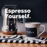 espresso yourself - v.a