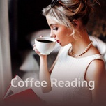 coffee reading - v.a