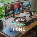 work from home - v.a