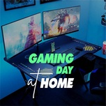 gaming day at home - v.a