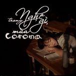 nghe gi trong mua corona - v.a