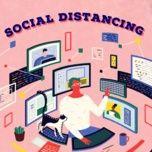 social distancing - v.a