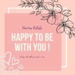 happy to be with you - v.a
